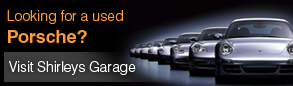 Looking for a used Porsche? Visit Shirleys Garage